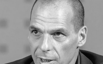 Prof. Dr. Yanis Varoufakis (former Greek Minister of Finance)