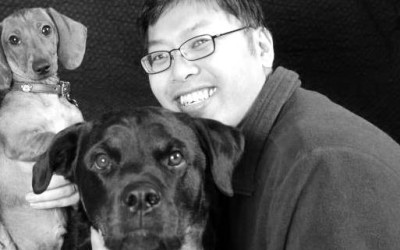 Victor Lau (Co-owner and Operator of Purrs and Paws Pet Services, Canada)